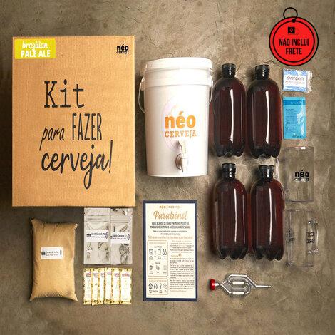 Neo Cerveja | Kit Cervejeiro 12 litros sem curso