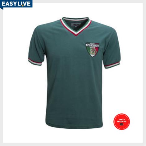 Liga Retrô | Camisa México 1970