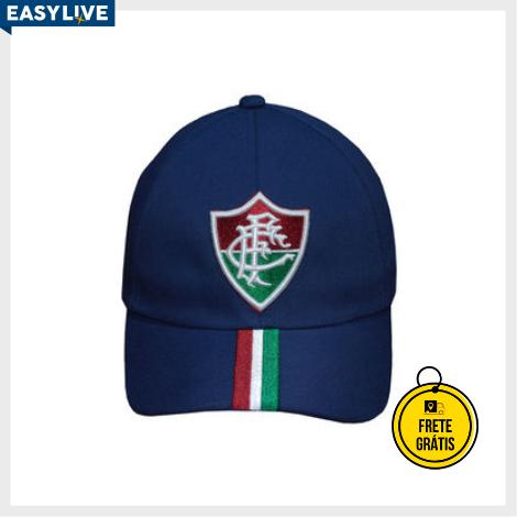 Liga Retrô | Boné Fluminense Azul