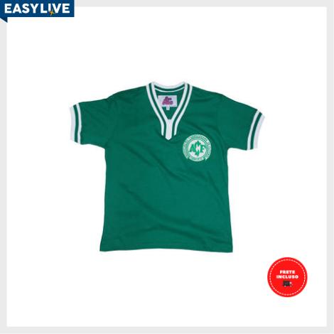 Liga Retrô | Camisa Infantil Chapecoense 1977