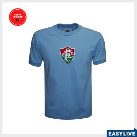 Liga Retrô | Camisa Fluminense 1959 Goleiro Curta