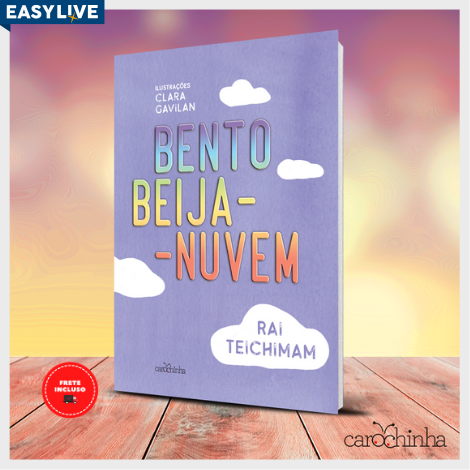 Livro Bento Beija-Nuvem