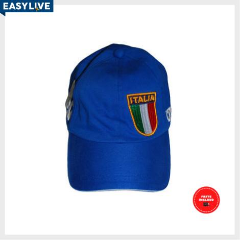Liga Retrô | Boné Itália 1982
