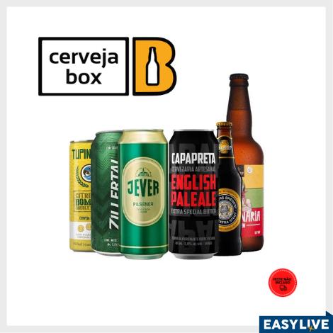 Cerveja Box | Kit Explorador