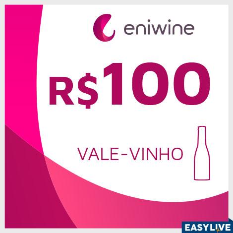 Eniwine | Vale-Vinho R$100,00