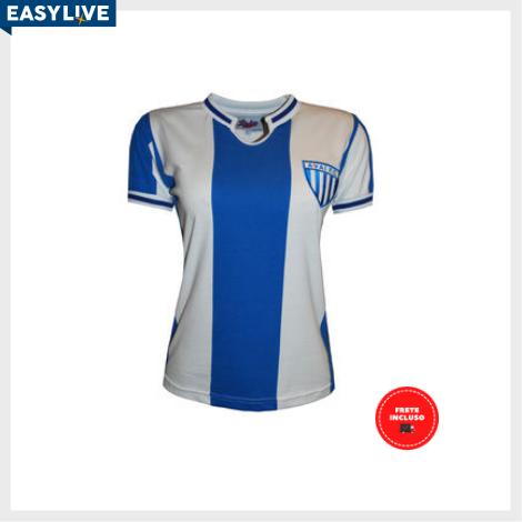 Liga Retrô | Camisa Feminina Avai 1975