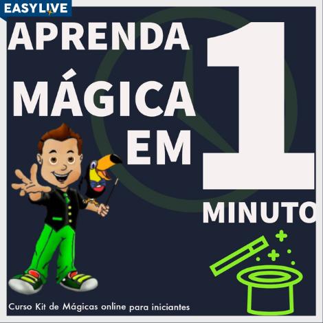Curso Meu Primeiro Kit de Mágica