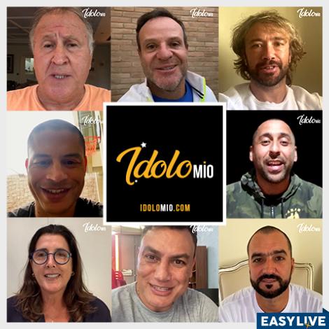 Idolo Mio | Vídeo-Mensagens Personalizadas de Ídolos do Esporte