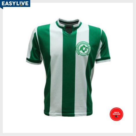 Liga Retrô | Camisa Chapecoense 1979