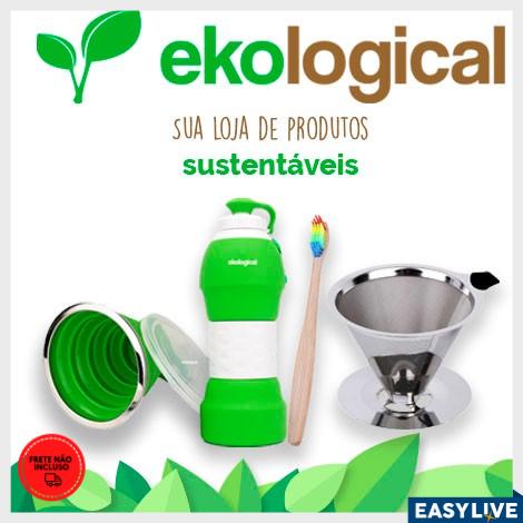 Ekological | Produtos sustentáveis