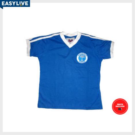 Liga Retrô | Camisa Infantil Pinheiros 1987 (Paraná)
