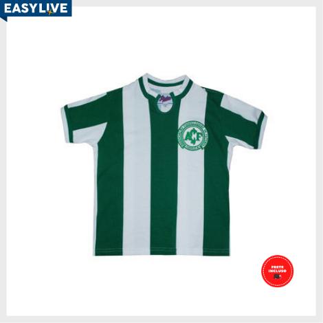 Liga Retrô | Camisa Infantil Chapecoense 1979