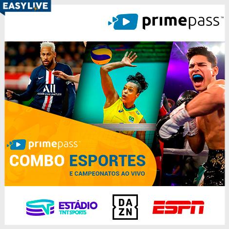 Primepass - Esportes e Campeonatos