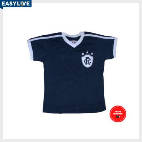Liga Retrô | Camisa Infantil Remo 1989