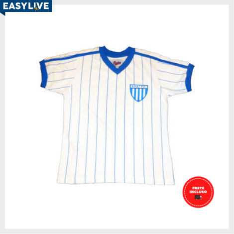 Liga Retrô | Camisa Infantil Avai 1983