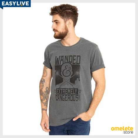 Coleção Harry Potter | Camiseta Procurado
