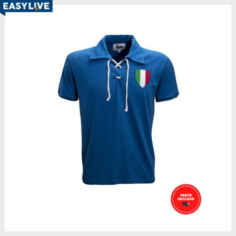 Liga Retrô | Camisa Itália 40´s