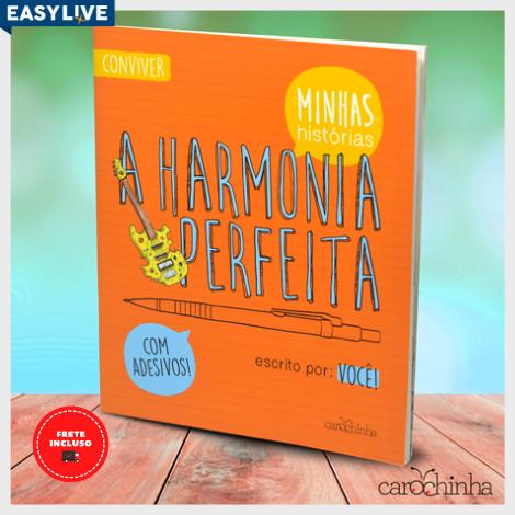 Livro A Harmonia Perfeita