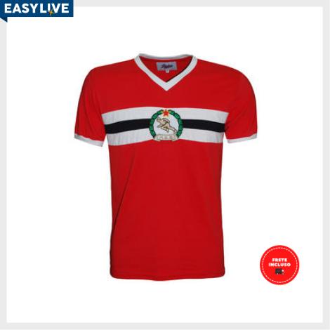 Liga Retrô | Camisa Honved 1960