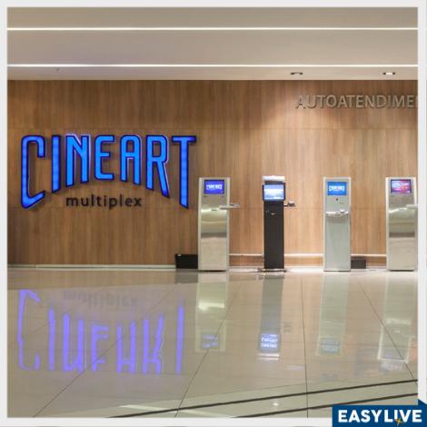 CINEMA CINEART | SALAS 2D