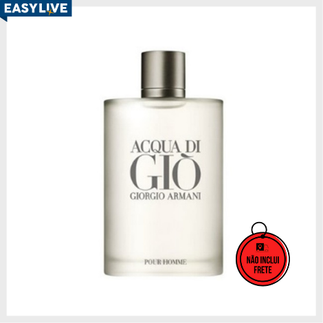 Acqua Di Giò Pour Homme de Giorgio Armani – Eau de Toilette 100 ml