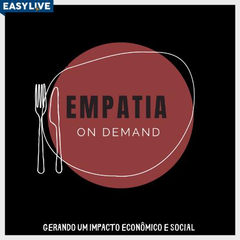 Empatia On Demand | Distribuição de quentinhas