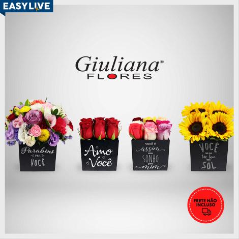 Giuliana Flores - Floricultura