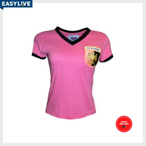 Liga Retrô | Camisa Feminina Palermo 1970