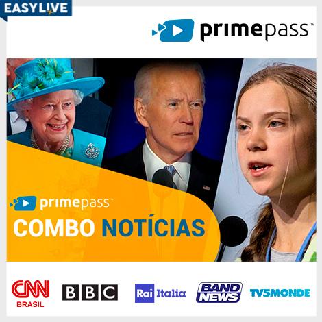 Primepass - Notícias