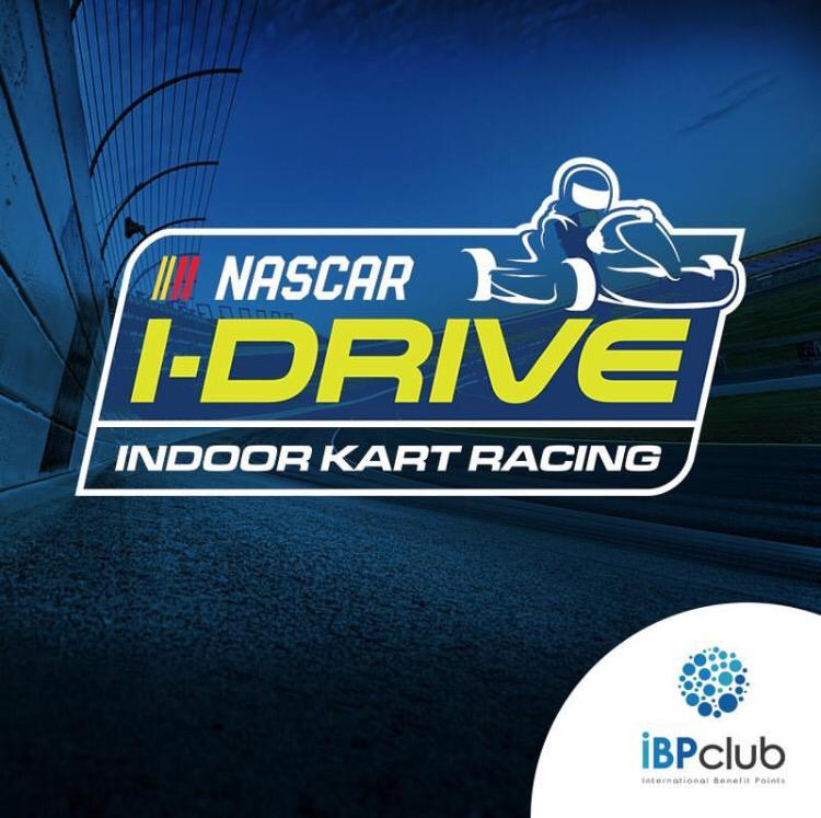 Nascar I-Drive Indoor Kart Racing
