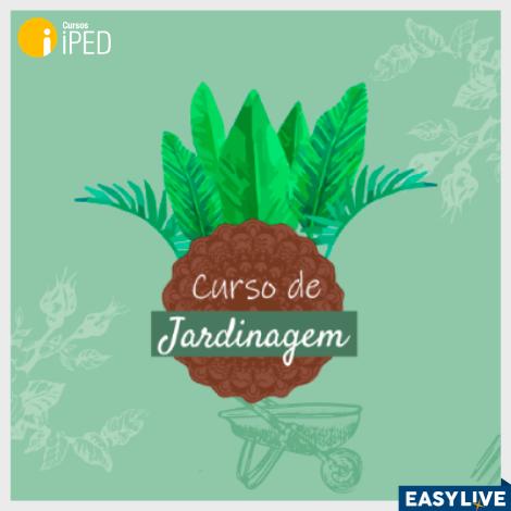 iPED | Curso de Jardinagem