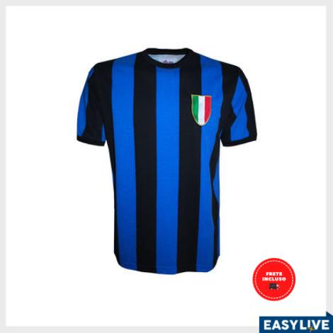 Liga Retrô | Camisa Internazionale 1965