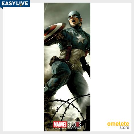 Poster - Capitão América