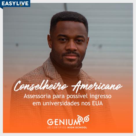 Genium High School | Conselheiro Americano