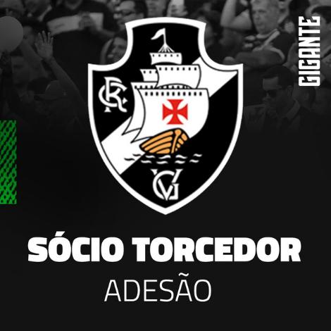 Adesão Sócio Torcedor | Club de Regatas Vasco da Gama