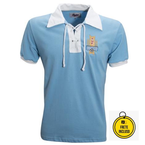 Liga Retrô | Camisa Uruguai 1930