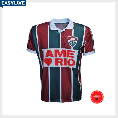 Liga Retrô | Camisa Fluminense 1995
