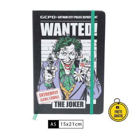 Nerdstore | Caderneta Joker Wanted