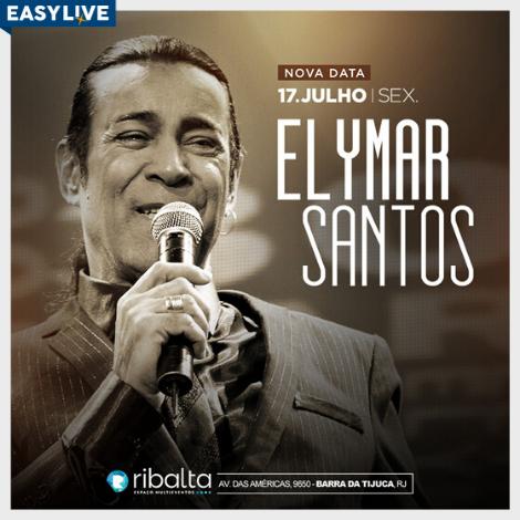 [Adiado] Elymar Santos