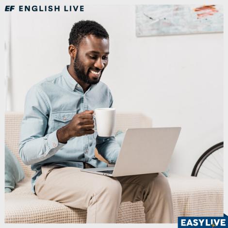EF English Live - Curso de idiomas