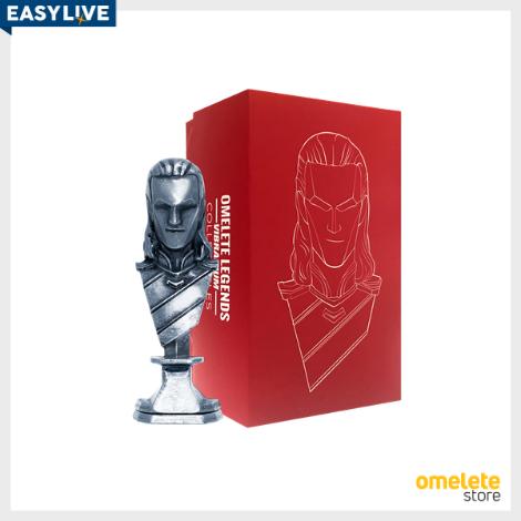 Coleção MARVEL | Mini Busto Loki