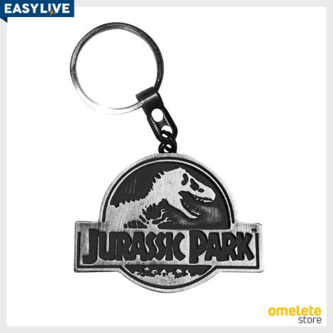 Coleção Omelete | Chaveiro Jurassic Park