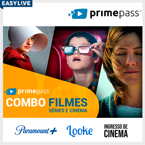 Primepass - Filmes, Séries e Cinema