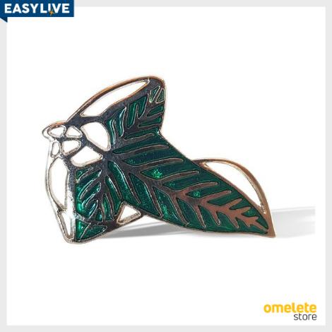 Coleção Omelete | Broche Senhor dos Anéis Galadriel