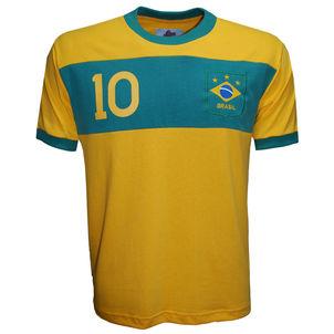 Liga Retrô | Camisa Brasil Modelo 1
