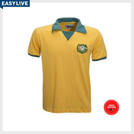 Liga Retrô | Camisa Austrália 1974