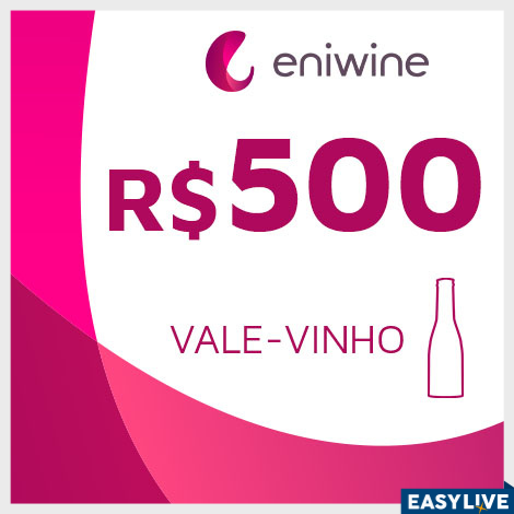 Eniwine | Vale-Vinho R$500,00