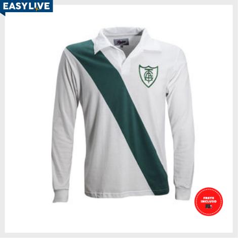 Liga Retrô | Camisa América MG 1912 Longa