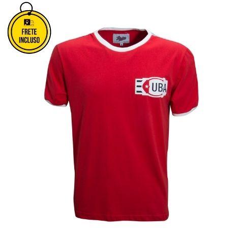 Liga Retrô | Camisa Cuba 1980