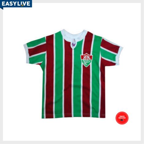 Liga Retrô | Camisa Infantil Fluminense 1976